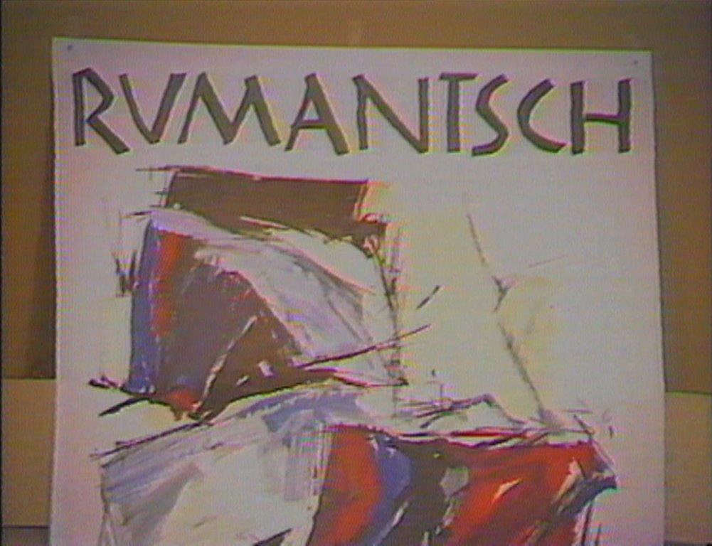 Rumantsch - quarta lingua naziunala