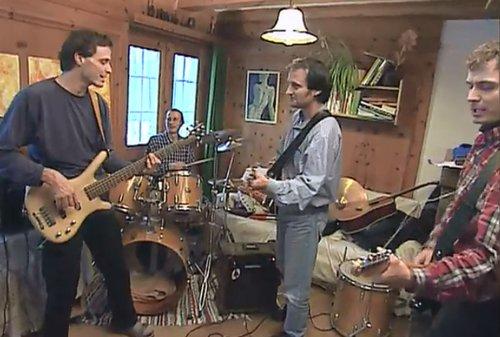 Il comeback 2000 da Caschiel, Carnpiertg e Remiedi