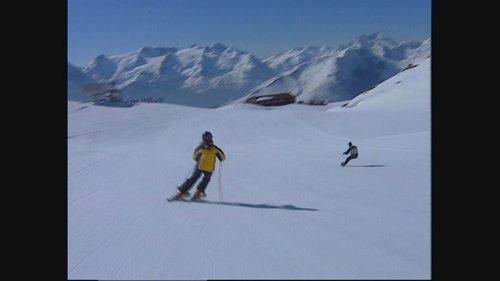 Ir cun skis sur Anzainzas