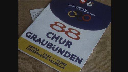 Pro e contra per gieus olimpics il 1988 en il Grischun