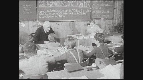 Promoziun dal rumantsch en scola 1964
